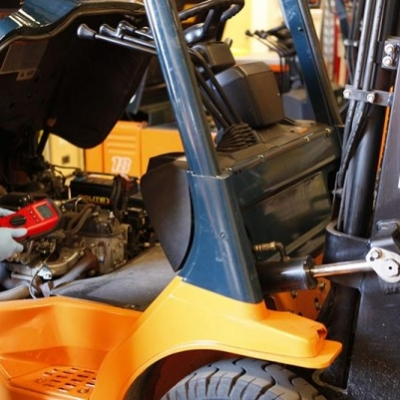 Onsite Forklift Repairs & Service