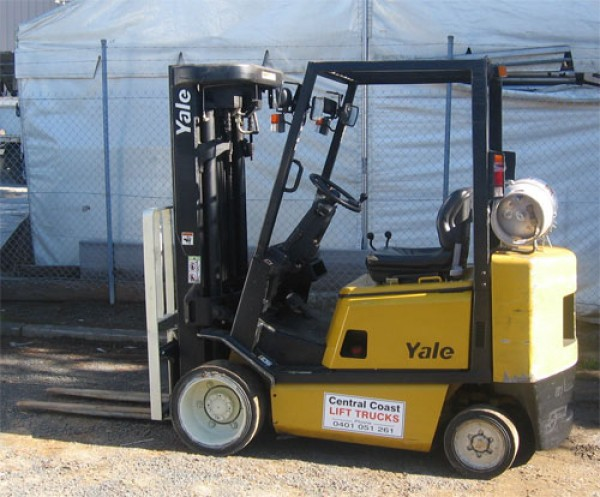 Yale GP25RE Forklift